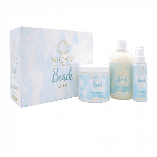 Coffret Nicky Beach